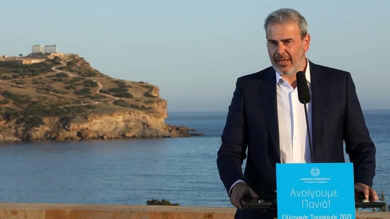 Δημήτρης Φραγκάκης, γενικός γραμματέας ΕΟΤ: Από τέλος Ιουνίου ορατή η τουριστική κίνηση