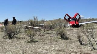 Κολοράντο: Δύο μικρά αεροπλάνα συγκρούστηκαν στον αέρα - Ένα κατάφερε να προσγειωθεί