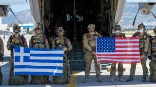 Stolen Cerberus: Διμερής άσκηση Ειδικών Επιχειρήσεων Ελλάδας - ΗΠΑ