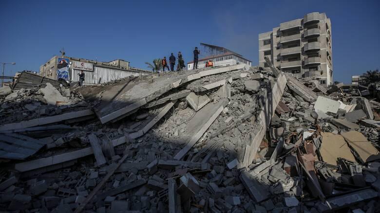 Νέο αίμα αμάχων στη Γάζα - Πάνω από 35 παιδιά νεκρά - Αμερικανική αποστολή στην Ιερουσαλήμ