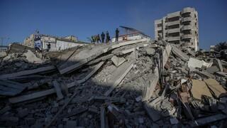 Νέο αίμα αμάχων στη Γάζα - Πάνω από 35 παιδιά νεκρά - Αμερικανική αποστολή στο Τελ Αβίβ