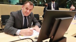 Αυστηρό μήνυμα Παναγιωτόπουλου σε Τουρκία: Ό,τι απειλείται, δεν αποστρατιωτικοποιείται