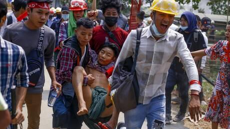 Μιανμάρ: Συνεχίζεται η αιματηρή καταστολή επικριτών της χούντας