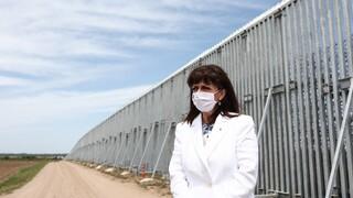 Σακελλαροπούλου από Έβρο: Η Ελλάδα δεν δέχεται απαράδεκτες διεκδικήσεις και απειλές από κανέναν