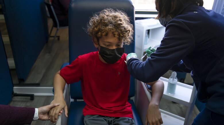Εμβόλια και σε βρέφη; Δοκιμαστικό πρόγραμμα για παιδιά από έξι μηνών από Pfizer και Moderna