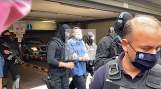 Γιάννης Λαγός: Από τις Βρυξέλλες κατευθείαν στις φυλακές Δομοκού