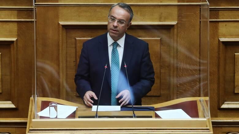 Σταϊκούρας: Έρχεται συνολική ρύθμιση οφειλών προς το Δημόσιο με 240 δόσεις