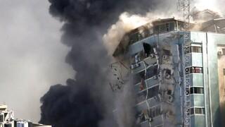 Σοκ και οργή από Associated Press και Al Jazeera για το χτύπημα στη Γάζα