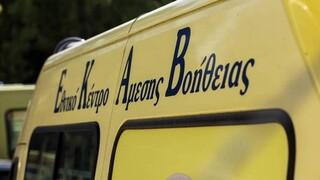 Θρίλερ στη Λαμία: Ηλικιωμένη εντοπίστηκε τραυματισμένη μέσα σε ρεματιά