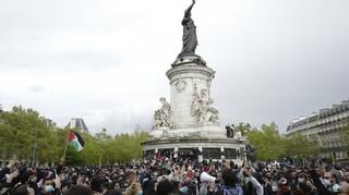 Μαζικές διαδηλώσεις υπέρ Παλαιστίνιων σε Ευρώπη και Β.Αμερική - Ένταση στην Αθήνα
