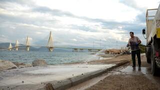 Πάτρα: Προσεχώς έργα αναβάθμισης στην παραλιακή οδό του Ρίου