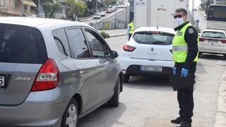 Θεσσαλονίκη: Αυξημένα μέτρα της τροχαίας στις εισόδους της πόλης