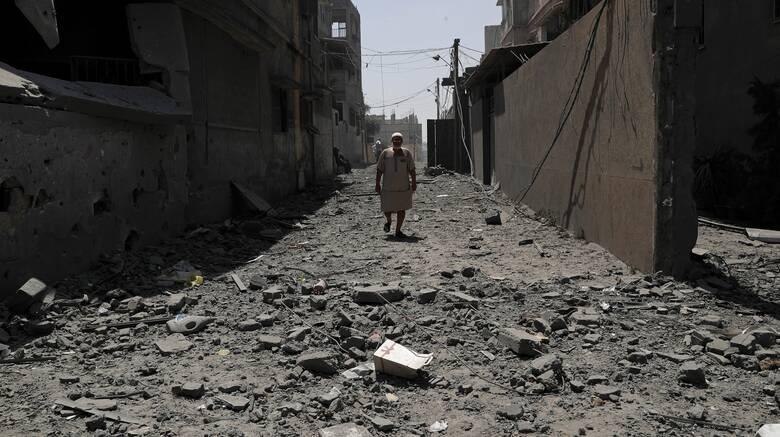 Έκκληση Ερυθρού Σταυρού προς ΟΗΕ: Βάλτε ένα τέλος στις εχθροπραξίες στη Γάζα