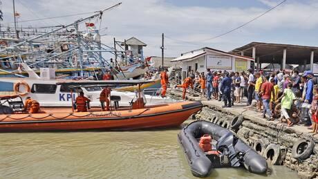 Τραγωδία στην Ινδονησία: Επιβάτες πλεούμενου μετακινήθηκαν όλοι μαζί για να βγάλουν σέλφι - 7 νεκροί