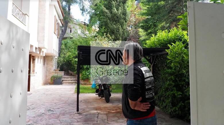 Διάρρηξη στην Εκάλη: «Σε 6 λεπτά έκαναν όλη τη ζημιά» δήλωσε ο επιχειρηματίας στο CNN Greece