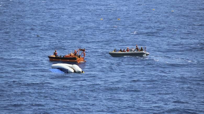 Προσφυγικό: Διασώθηκαν 172 άνθρωποι στη Μεσόγειο την Κυριακή