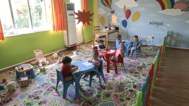 Κορωνοϊός: Ανοιχτοί από σήμερα βρεφονηπιακοί και παιδικοί σταθμοί - Πώς θα λειτουργήσουν