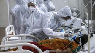 Κορωνοϊός - Ινδία: Ξανά πάνω από τους 4.000 οι ημερήσιοι νεκροί