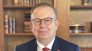 «Ξαναχτύπησε» ο Γιαϊτζί: Προτείνει συμφωνία ΑΟΖ μεταξύ Τουρκίας και Παλαιστινίων