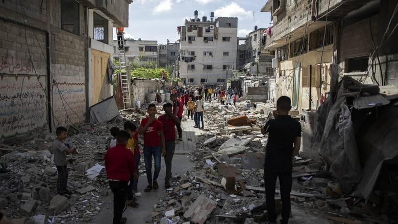 Μέση Ανατολή: Σφοδροί βομβαρδισμοί στη Γάζα με τη διπλωματία να πέφτει στο κενό