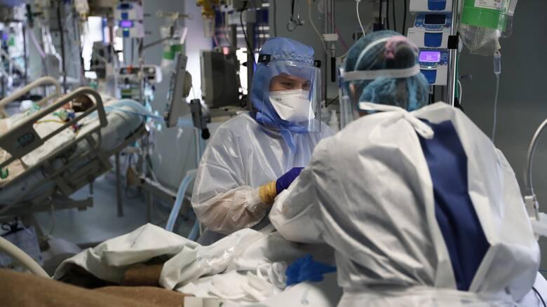 Κορωνοϊός: 1.402 νέα κρούσματα, 647 διασωληνωμένοι, 56 θάνατοι