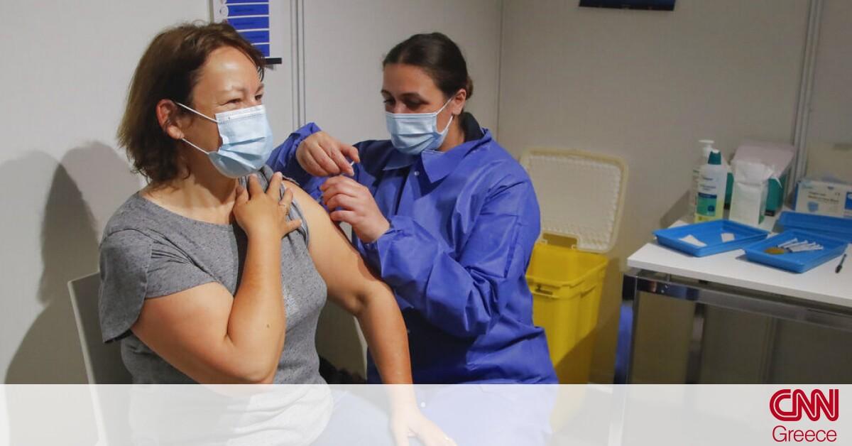 Εμβολιασμός: Μία δόση μετά από νόσηση, η νέα σύσταση της Εθνικής Επιτροπής