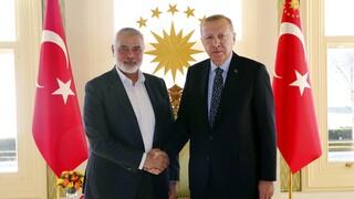 Αλλαγή του καθεστώτος της Ιερουσαλήμ ζητά ο Ερντογάν