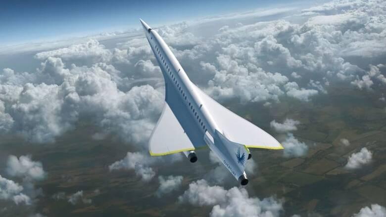Αεροπλάνα από το μέλλον: Ταξίδι σε οποιοδήποτε μέρος του κόσμου σε 4 ώρες με 100 δολάρια
