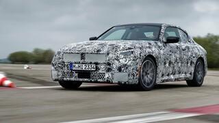 Αυτοκίνητο: Το νέο κουπέ της σειράς 2 της BMW θέλει να είναι ο διάδοχος της θρυλικής 2002