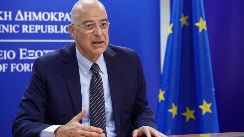 Δένδιας: H Τουρκία έχει απομονωθεί με τη συμπεριφορά της - Επικίνδυνα παιχνίδια στην Αν. Μεσόγειο