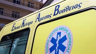 Ιεράπετρα: 14χρονη έπεσε από τον δεύτερο όροφο κατοικίας