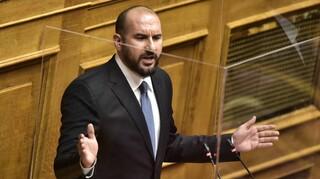 Τζανακόπουλος: Σάρωση των εργατικών δικαιωμάτων φέρνει το νομοσχέδιο που καταργεί το 8ωρο