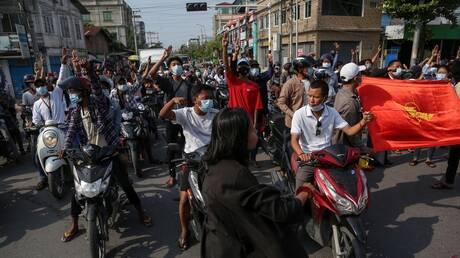 Πραξικόπημα στη Μιανμάρ: Ξεπέρασαν τους 800 τα θύματα της καταστολής