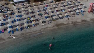 Γαλάζιες Σημαίες 2021: Αυτές είναι οι 545 παραλίες που βραβεύτηκαν