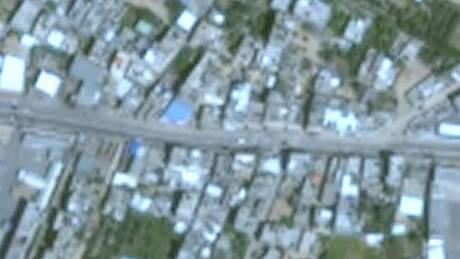 Γάζα: Γιατί στο Google Maps η περιοχή είναι τόσο θολή;