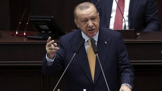 Οι ΗΠΑ καταδικάζουν τις «αντισημιτικές» δηλώσεις του Ερντογάν