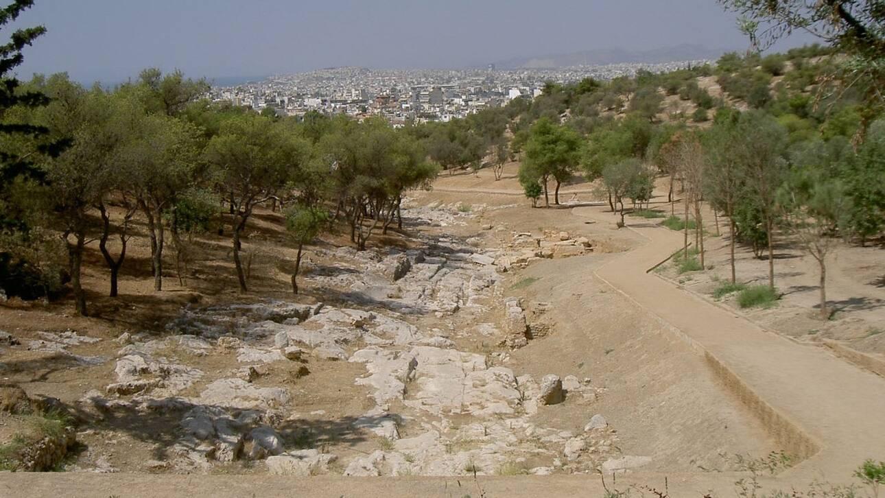 Ανάδειξη και ανάπλαση των Δυτικών Λόφων της Ακρόπολης από το ΥΠΠΟΑ και το Δήμο Αθηναίων