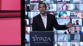 Τσίπρας: Να επενδύσουμε στη νέα γενιά - Νέο παραγωγικό μοντέλο καινοτομίας και βιωσιμότητας