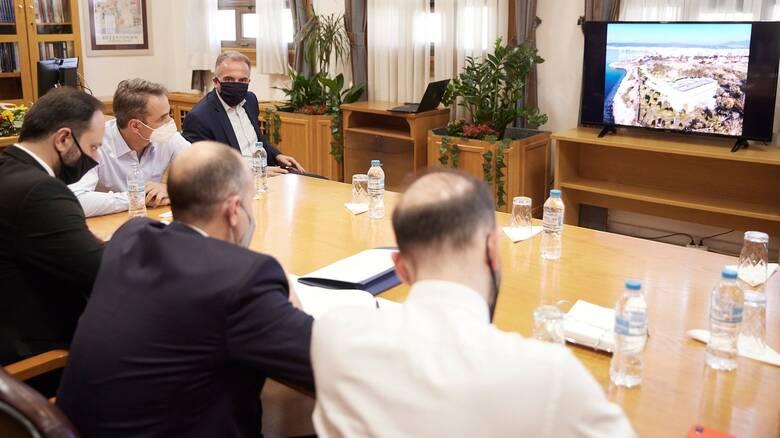 Περιοδεία Μητσοτάκη στη Θεσσαλονίκη: Πρώτος σταθμός η Καλαμαριά για την ανάπτυξη υποδομών