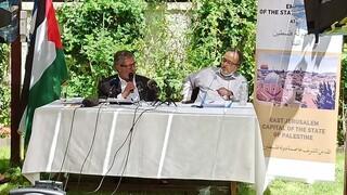 Πρέσβης Παλαιστίνης: Κάποιοι στην Ελλάδα σκόπιμα μπερδεύουν την Τουρκία στο Παλαιστινιακό