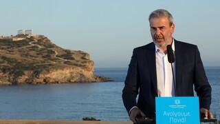 Δημήτρης Φραγκάκης στo CNN Greece: Από τέλος Ιουνίου ορατή η τουριστική κίνηση