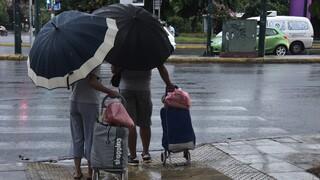 Καιρός: Έκτακτο δελτίο από την ΕΜΥ - Πού θα σημειωθούν καταιγίδες και χαλαζοπτώσεις