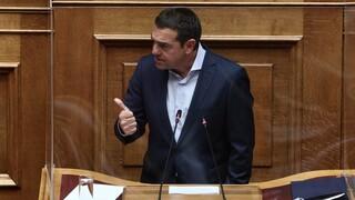 Επίθεση Τσίπρα κατά κυβέρνησης και Τσιάρα για το νομοσχέδιο της συνεπιμέλειας