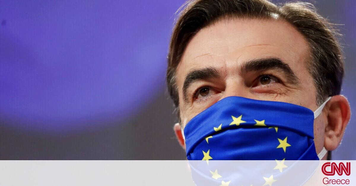 Σχοινάς: Έντονο ελληνικό χρώμα στην ευρωπαϊκή συμφωνία για το Πιστοποιητικό Covid