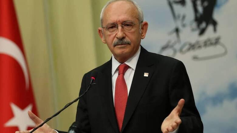 Τουρκία: Πρόστιμο στον Κιλιτσντάρογλου για «δυσφήμιση» της οικογένειας Ερντογάν