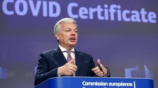 Κορωνοϊός - ΕΕ: Τρεις τύποι του ψηφιακού πιστοποιητικού θα είναι διαθέσιμοι την 1η Ιουλίου