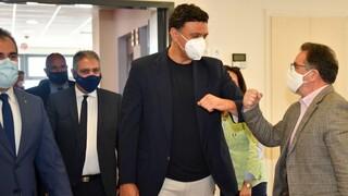 Κικίλιας από το Νοσοκομείο Καλαμάτας: Ο κορωνοϊός δεν έχει εξαλειφθεί - Κινδυνεύουμε ακόμα