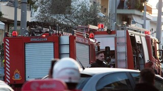 Θεσσαλονίκη: Στις φλόγες διαμέρισμα 4ου ορόφου - Απεγκλωβίστηκαν πέντε άτομα