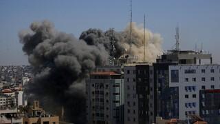 Στο Δικαστήριο της Χάγης προσέφυγε ο ιδιοκτήτης του πύργου των ΜΜΕ που βομβαρδίστηκε στη Γάζα