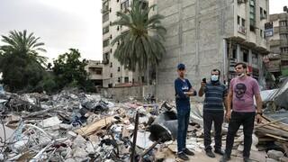 Ισραήλ - Παλαιστίνη: Συνεχίζονται οι διπλωματικές προσπάθειες  - Διατηρείται η κατάπαυση του πυρός